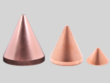 Copper Cones – Copper Liners for different type of Anti Tank Shell and Missile.